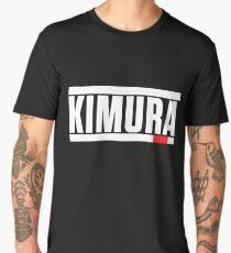 Kimura Brazilian Jiu-Jitsu (BJJ) Men's Premium T-Shirt
