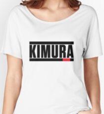Kimura Brazilian Jiu Jitsu (BJJ) Women's Relaxed Fit T-Shirt