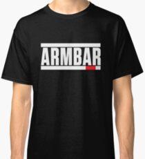 Brazilian Jiu Jitsu (BJJ) Armbar Classic T-Shirt