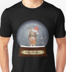 Rough Collie Christmas Gift Unisex T-Shirt