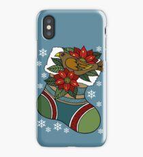 Birdnest Stocking iPhone Case/Skin