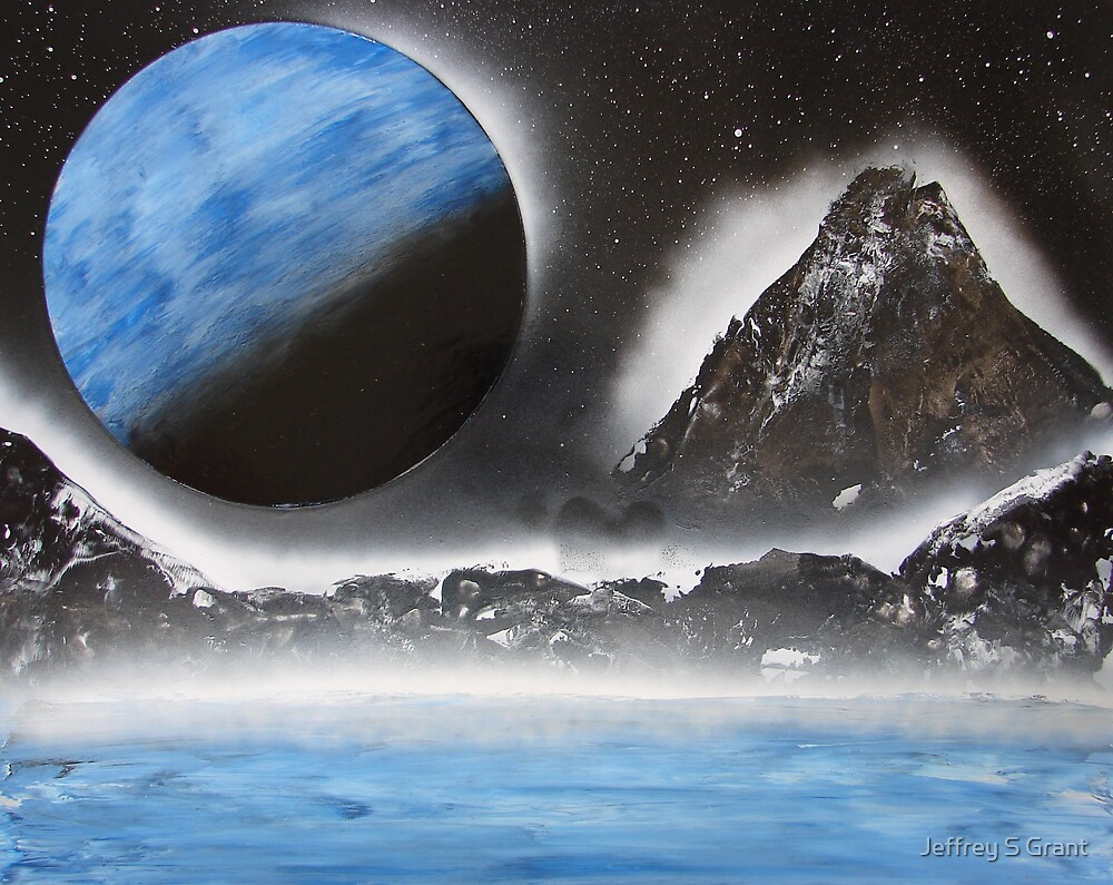 Blue Moon by Jeffrey S Grant