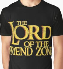 Lord of the Friendzone (Friend Zone) Graphic T-Shirt