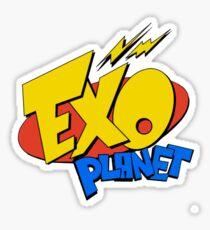 EXO - EXO PLANET Sticker