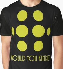 Bioshock - Big Daddy - Would You Kindly Graphic T-Shirt