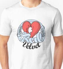 RED VELVET - Russian Roulette // HEART Unisex T-Shirt
