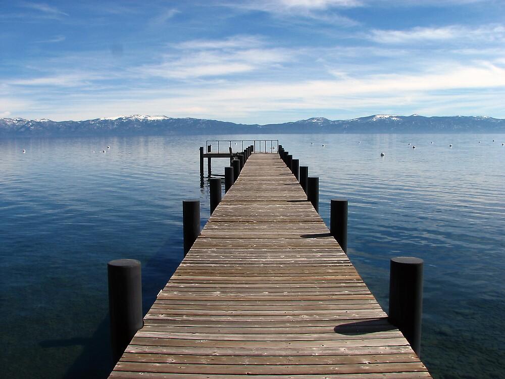 Lake Tahoe  by Anthony Edwards
