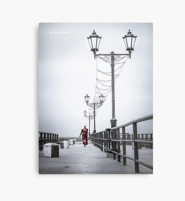 « Long dos sur le pont » par Stwayne