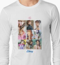 TWICE - LIKEY // Group Long Sleeve T-Shirt