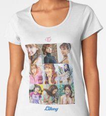 TWICE - LIKEY // Group Women's Premium T-Shirt