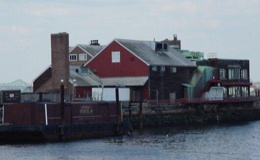 Pier 4 by marreah