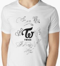 TWICE - Signed With Logo T-Shirt