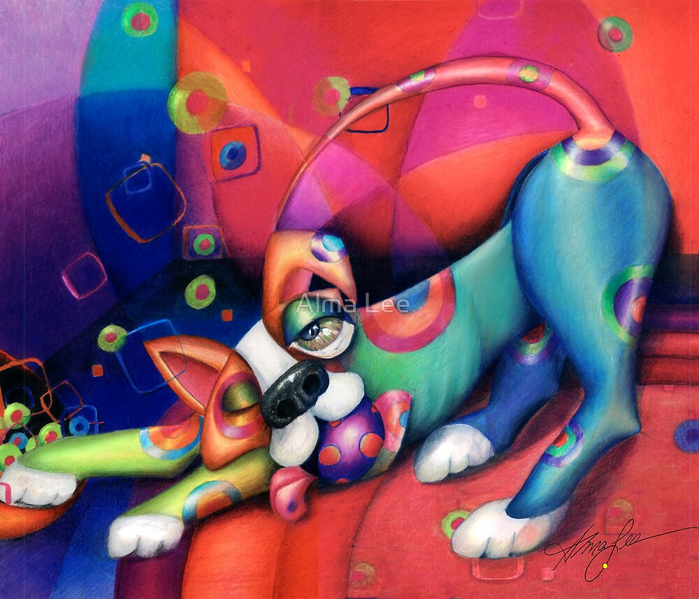 Spot the Dog by Alma Lee