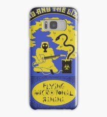 Flying Microtonal Banana Samsung Galaxy Case/Skin