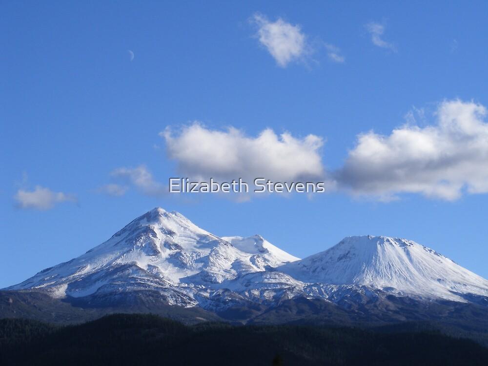 Mount Shasta by Elizabeth Stevens