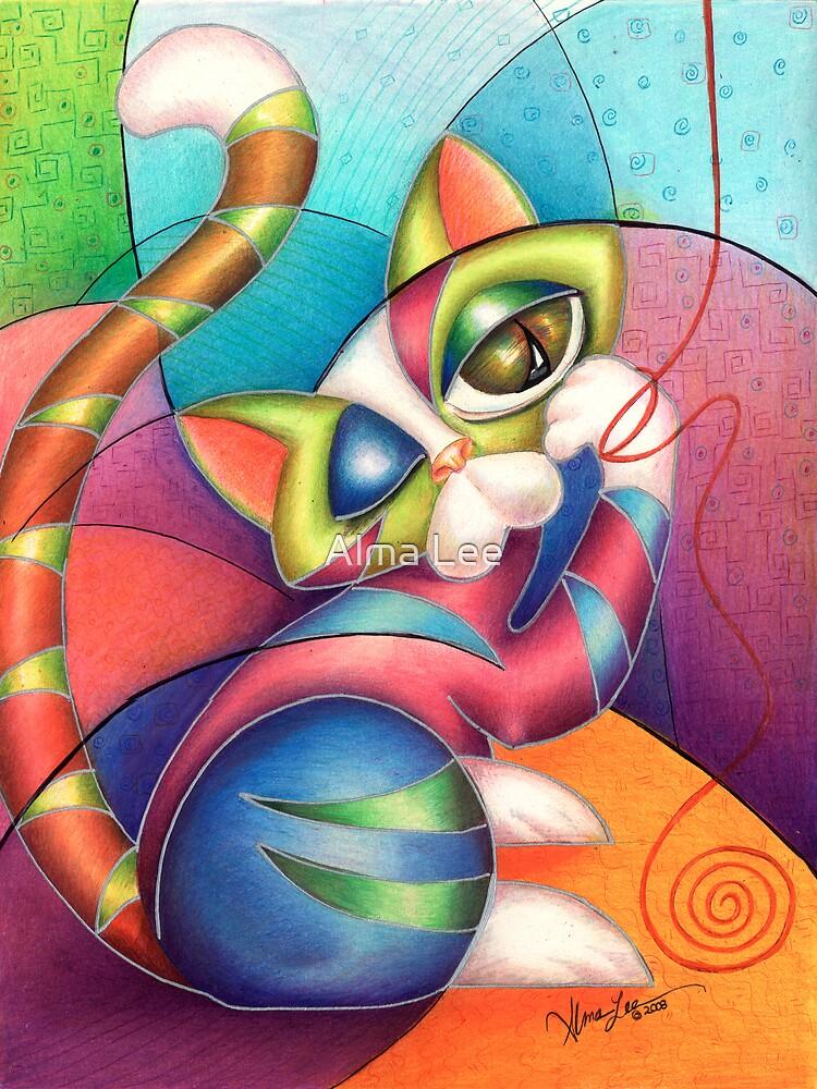 Strings by Alma Lee