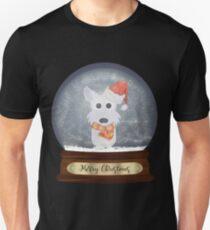 West Highland White Terrier Christmas Gift T-Shirt