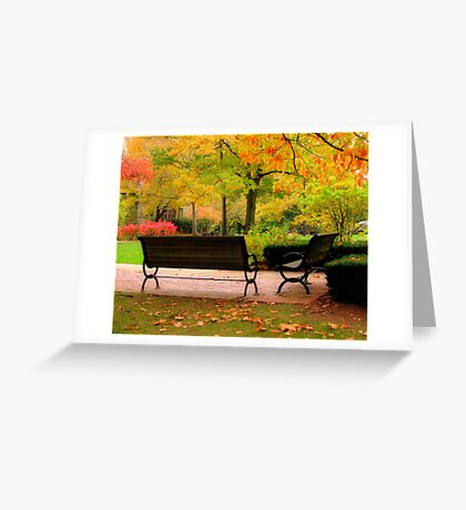 Take the rest Greeting Card