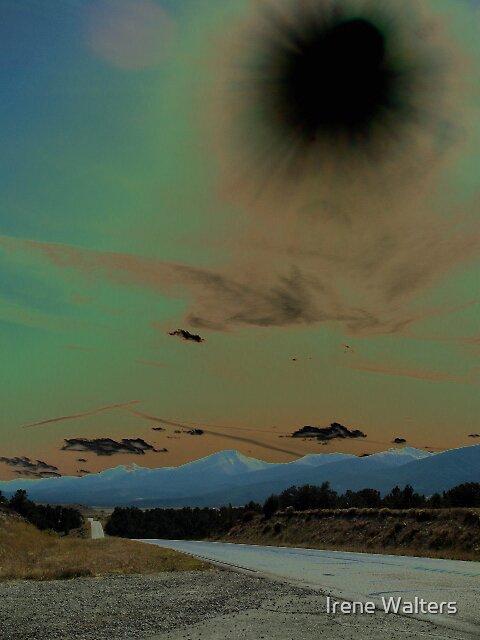 Black Hole Sun by Irene Walters