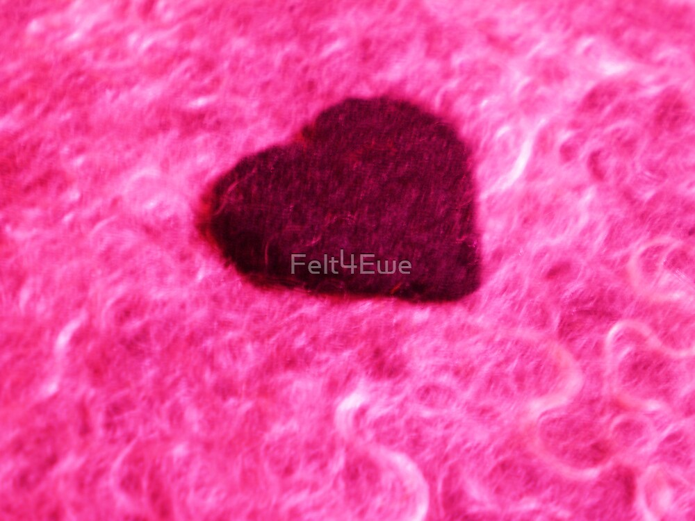 Cinnamon Heart by Felt4Ewe