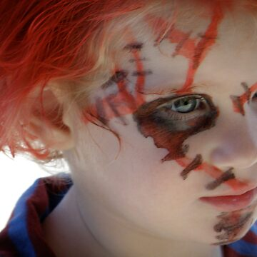 Childhood Chucky  by TracyJule24