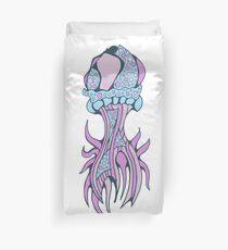 Jellyfish inspiration Duvet Cover