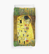 Funda nórdica El beso de Gustav Klimt