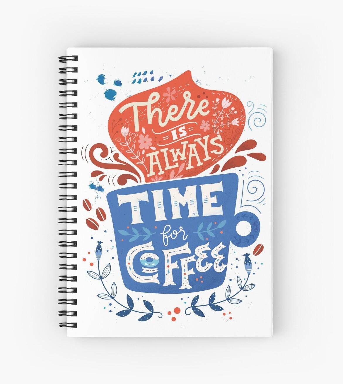 Es ist immer Zeit für Kaffee von Julia Henze