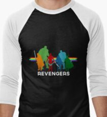 The Revengers Men's Baseball ¾ T-Shirt
