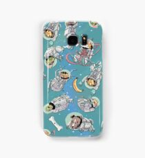 Space Critters Samsung Galaxy Case/Skin
