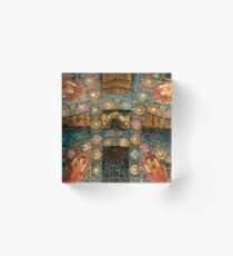 Watts Mortuary Chapel Acrylic Block