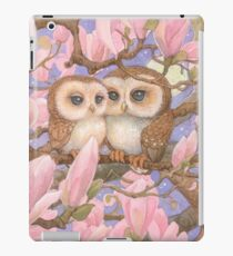 Love Owls iPad Case/Skin