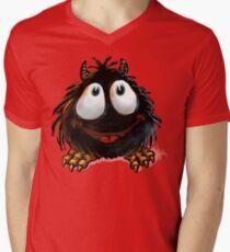 CORNIBUS T-Shirt mit V-Ausschnitt für Männer
