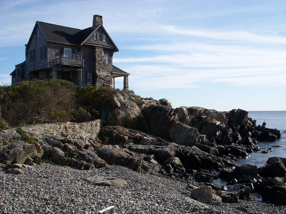 House on the Coast by Joshua Kennedy