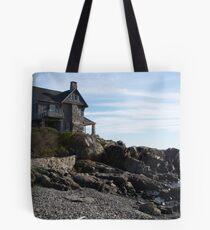 House on the Coast Tote Bag