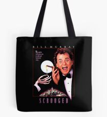 Scrooged - Bill Murray  Tote Bag