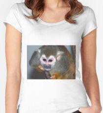 Little Monkey Women's Fitted Scoop T-Shirt