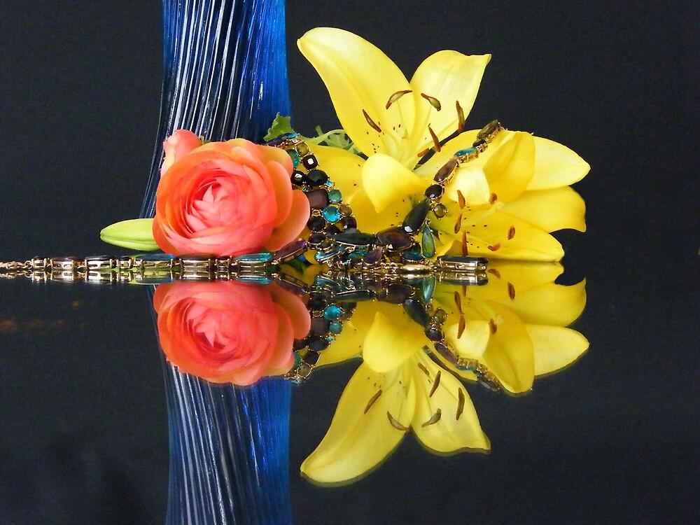 Stillife reflection by Maria Marsico