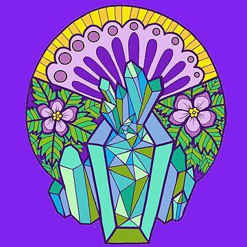 Crystal Coffin III: Memento Mori by LeftHandedLenya
