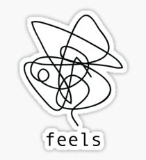 feels Sticker
