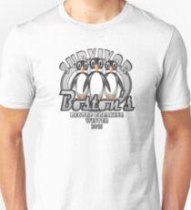 Survivor Boston's Record Breaking Winter 2015 T-Shirt