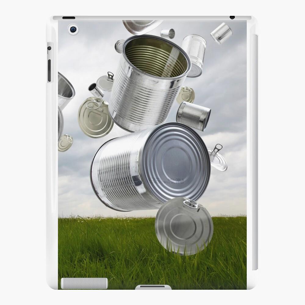 Can & Foil Recycling iPad-Hüllen & Klebefolien