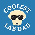 Coolest Lab Dad by cartoonbeing