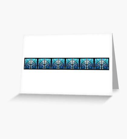 Wonderful Windows Greeting Card