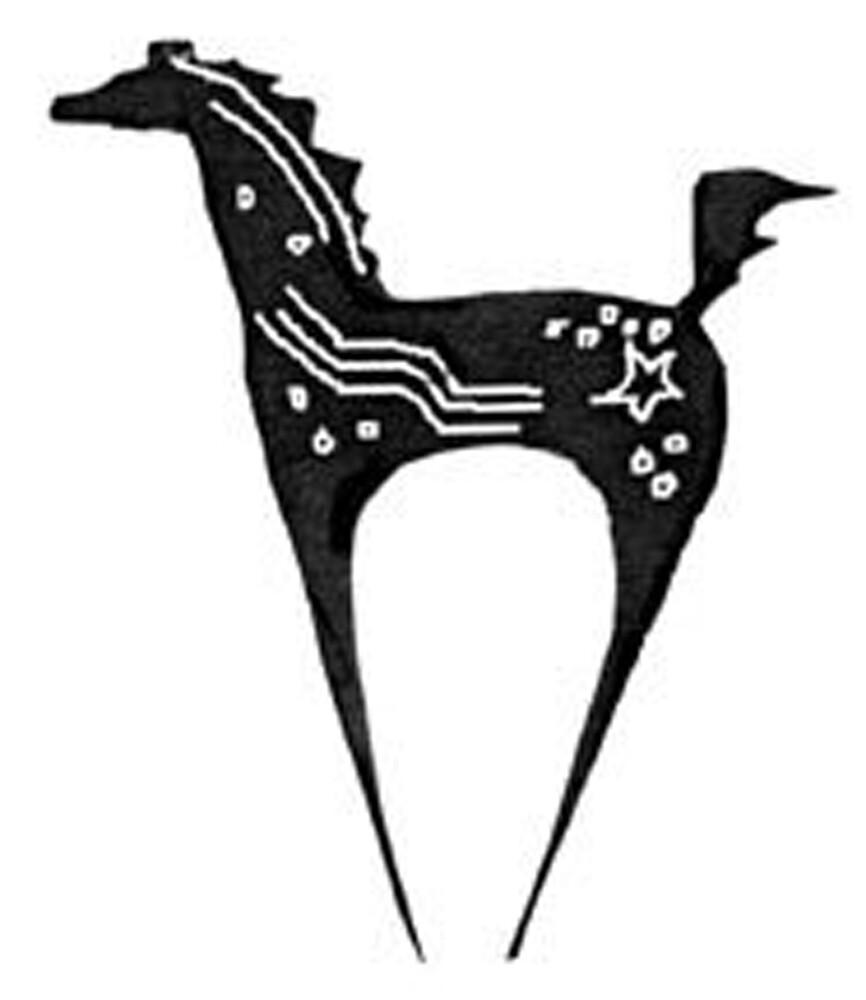 Spirit Horse by Carole Boyd
