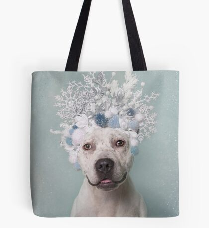 Flower Power, Icicle Tote Bag