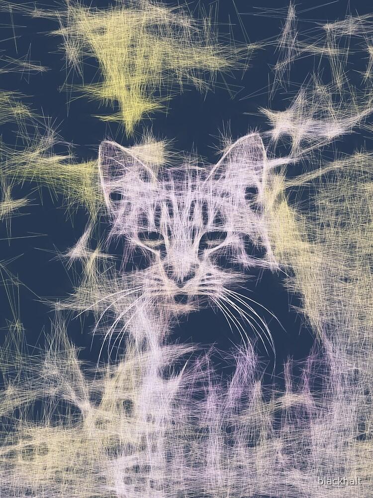 Linify Cat by blackhalt