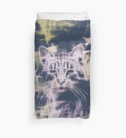 Linify Cat Duvet Cover