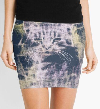 Linify Cat Mini Skirt