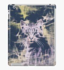 Linify Cat iPad Case/Skin
